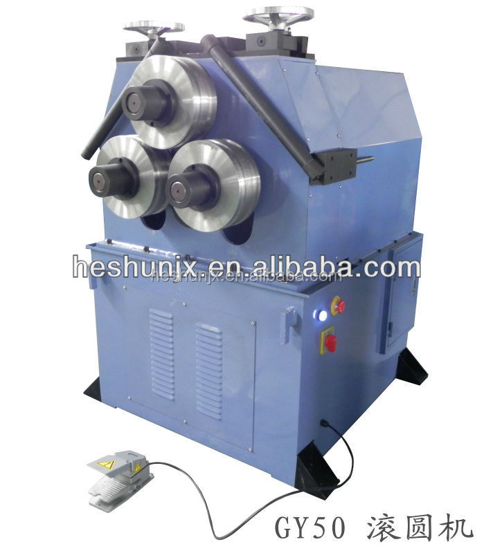 CNC iron pipe rolling machinery forming machine
