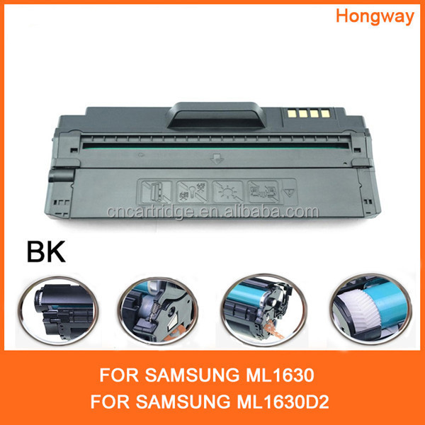 Toner cartridge ML 1630 for Samsung Black Laser printer