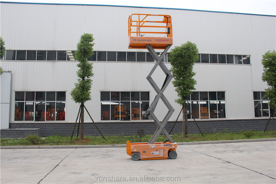 Factory offer 5m hydraulic mini lift
