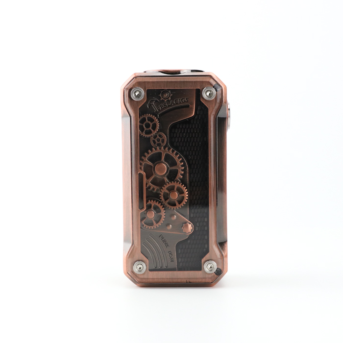 Teslacigs new Steampunk style Tesla Punk 220w mod/Tesla Punk 220 Vape starter kit with factory price from Teslacigs