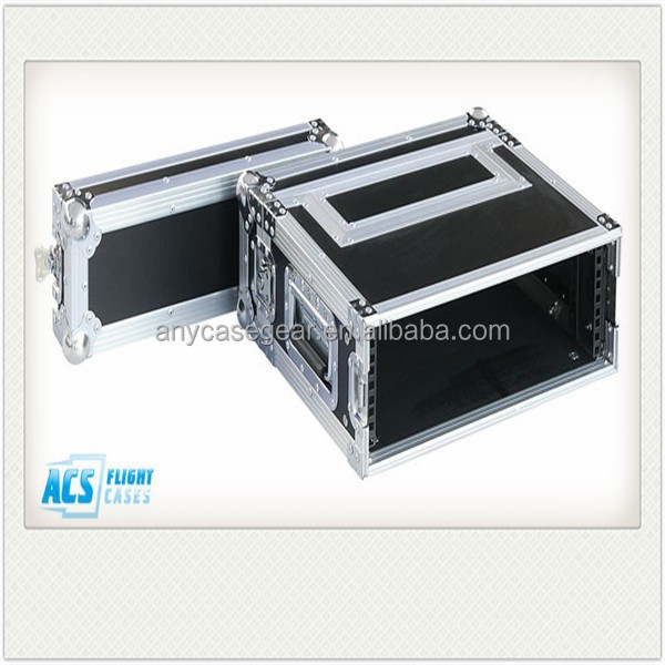 2U 2 Space 19inch Rack Case for Amplifier