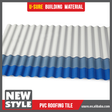 Decorative PVC Building Lightweight Plastic Sheet Material