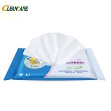 Baby And Children Product Private Label Organic Refreshing Baby Wipe Factory