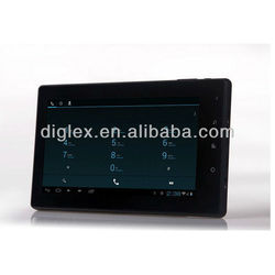 low cost 3g tablet pc phone with front and back camera