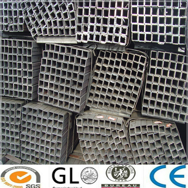 3inch Jis G3466 Carbon Steel Square Pipe For General Structural Purposes