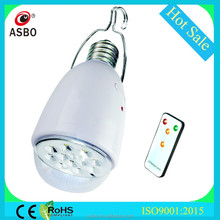 Alibaba China factory portabel rechargeable hakko portable led emergency light