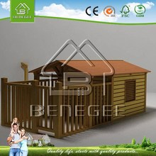 Dog Use PVC coated dog kennel