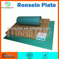 negative UV CTP plate for Basys print CTCP machine