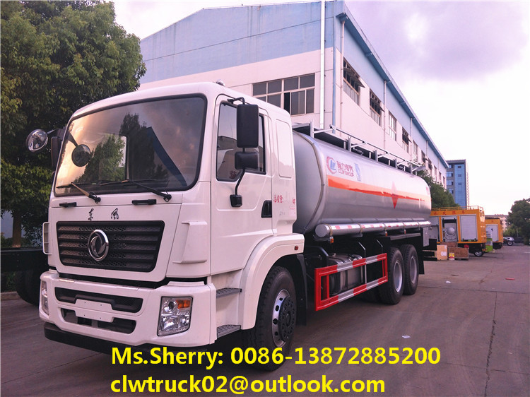 2017 Special offer DFAC 6*4 fuel tanker truck oil delivery truck for sale in Indonesia