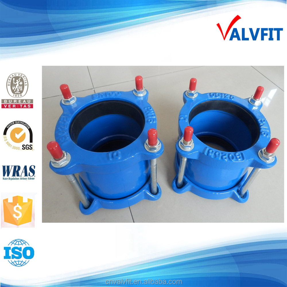 Flexible Coupling For Ductile Iron Pipe