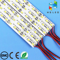 minimalist home decor 72 Leds smd 5630 aluminum profile led strip light