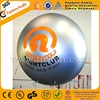 PVC promotion inflatable helium balloon with logo F2056