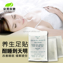 OEM high quality 2 in 1 detox foot patch the japanese miracle foot patch