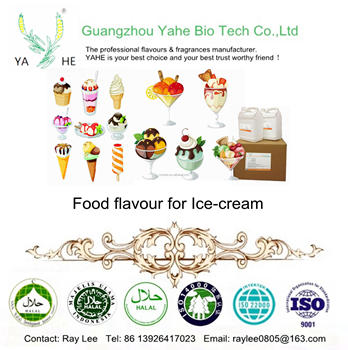 Wholesale best quality food flavor for beverage, concentrated liquid for icecream,snacks,bakery and food products