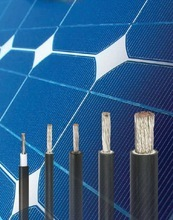 Photovoltaic solar PV1-F-0.6/1kV 6mm2 cable