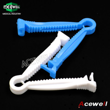 Acewell Disposable Plastic Umbilical Cord Clamp