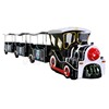 popular design & brightful color alibaba amusement park train rides tourist train electric trackless train