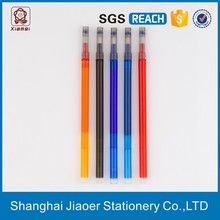 Hot sale ballpoint pen refill erasable ink types (A-1)