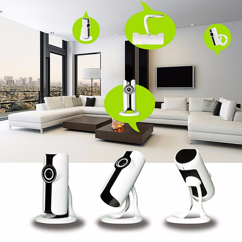 High Quality Valuable night vision Fisheyes IP camera, wireless ip camera support 128GTF Card