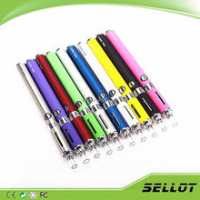 Best quality evod twist battery original newest vape penwith 1600mAh evod vv battery wholesale