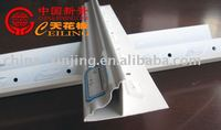 Aluminum metal Ceiling wall angle