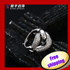 Xuping Luxury New Design Ring With Gemstone Rhodium Color Women's Gift(13155)
