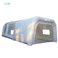 Portable Inflatable Spray Paint Booth with Filter for Car Maintaining