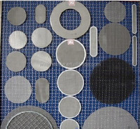 stainless steel wire mesh screen tube/ stainless steel mesh filters
