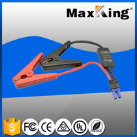 12v car jump starter intelligent booster cable with clamps for emergency tools car jump start