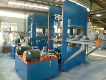 rubber sheet vulcanizing machine/rubber gasket curing press/O-ring vulcanizing press machine