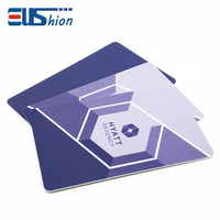 13.56MHz Rewritable 125 KHz ISO 15693 EM4423 Dual Frequency Interface Smart RFID Card
