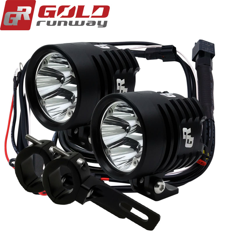Wholesale motorcycle led auxiliary lights - Online Buy Best ...