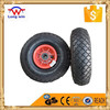 Qingdao Wholesale 10 Inch Pneumatic wheel barrow solid rubber wheel