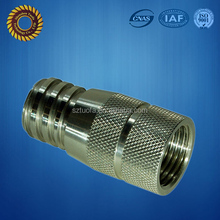 fashionable mass supply threaded stainless steel pipe turning