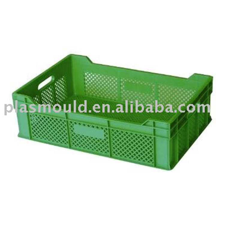 china custom plastic mold plastic injection small volume crate mold/mould