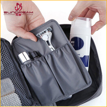 Manufacture of custom taobao hot sale On business travel portable waterproof toiletry cosmetic travel bag
