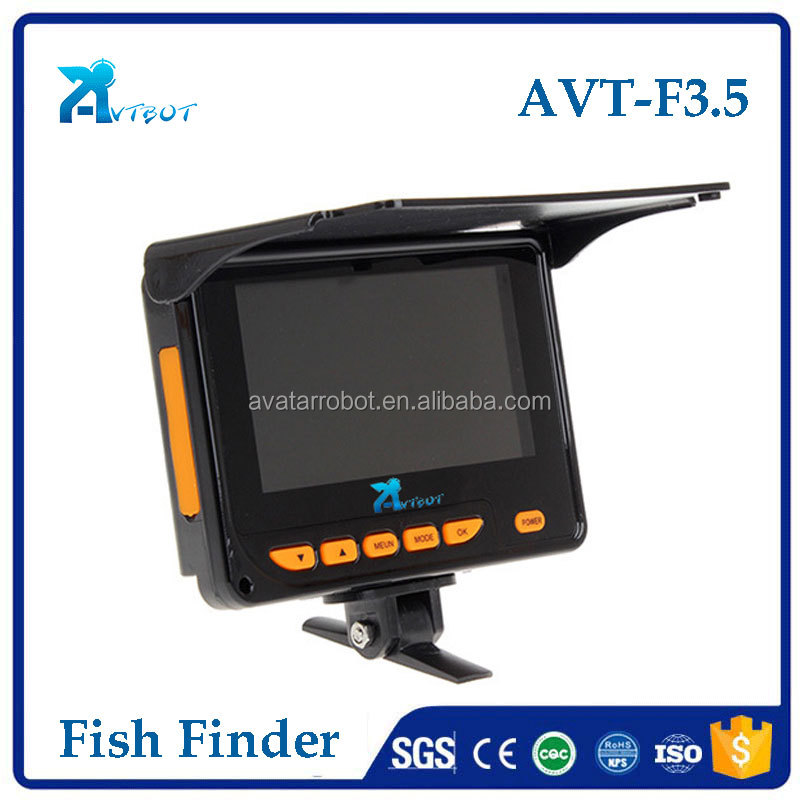 Top selling mini HD underwater China fish finder wireless
