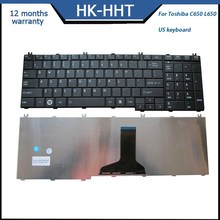 Factory price laptop keyboard for toshiba C650 C660 keyboard black US RU SP BR TR IT