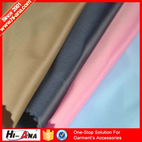 hi-ana fabric1 Direct factory prices multi color taffeta fabric properties