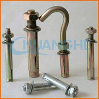 High quality low price stainless steel hook bolt anchor