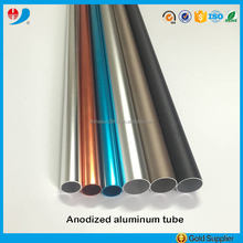 anodized aluminum tube 6063