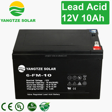 Free shipping prostar 12v 10ah 20hr deep cycle battery