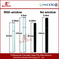 2016 the most popular disposable e-cigarette bud clearomizer can do logo and many kinds colors