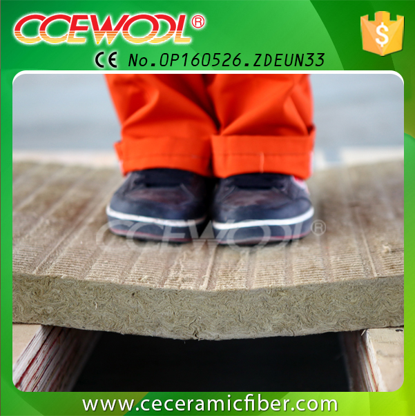 CCEWOOL building wall insulation rockwool board