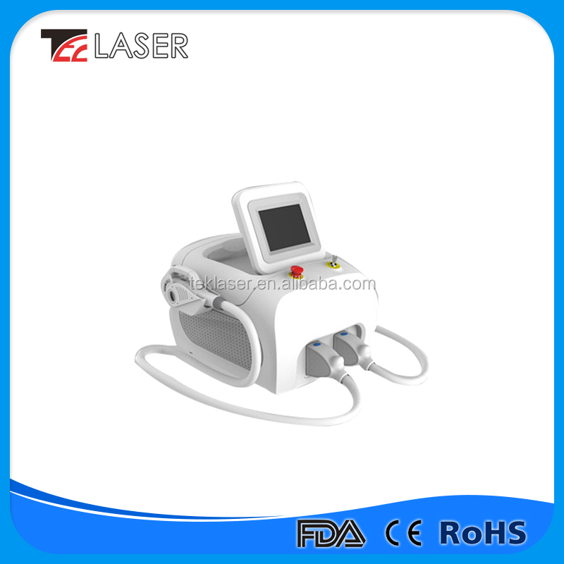 Personal use IPL permanent hair removal machine with replaceable lamp 120000flashes