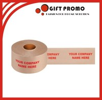 Strong Adhesive Packing Tape With Company Logo