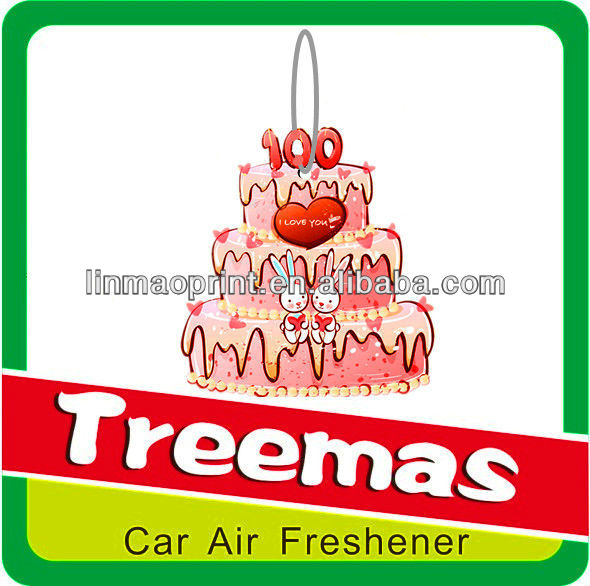 Paper air freshener/office air freshener/promotion air freshener Y85