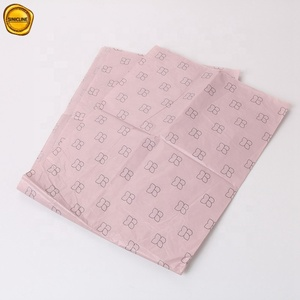 Sun Nature Factory Hot White Pink Personalized Design Customized Tissue Wrapping Paper