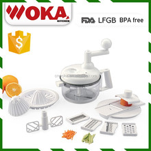 Chopping, Slicing, Grating, Juicing, Multi Food Processor And Manual Lettuce Slicer