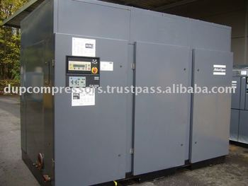 Atlas Copco Used Rotary Screw Air Compressor for Sale